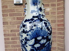 Chinese porcelain vase, China 1900